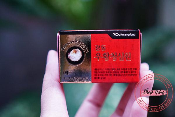 An cung ngưu hoàn tổ kén kwangdong chính hãng9