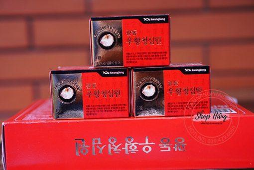 An cung ngưu hoàn tổ kén kwangdong chính hãng6