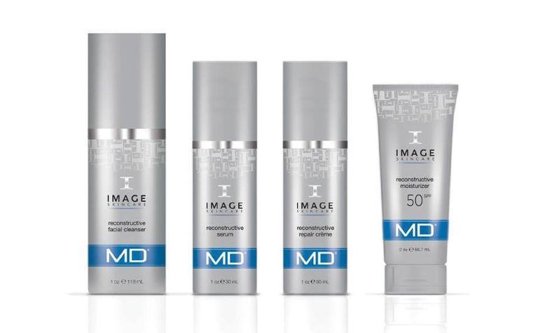 Dòng sản phẩm MD Skincare Sytem