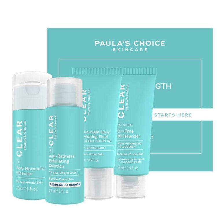 Dòng mỹ phẩm trị mụn Paula's Choice