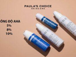 AHA Paula's Choice