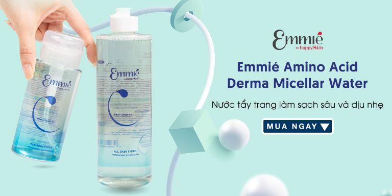 Nước tẩy trang Emmié