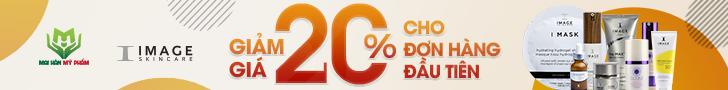 Image Skincare giảm giá 20%
