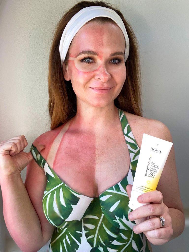 Kem chống nắng Image Skincare