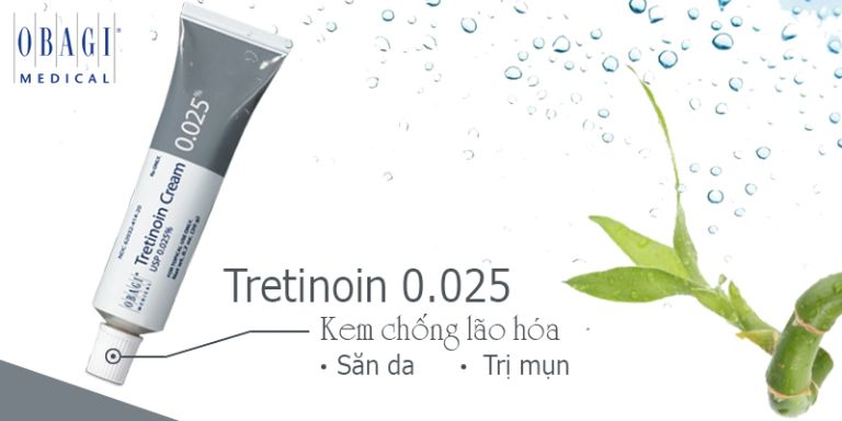 Tretinoin Obagi 0.025%