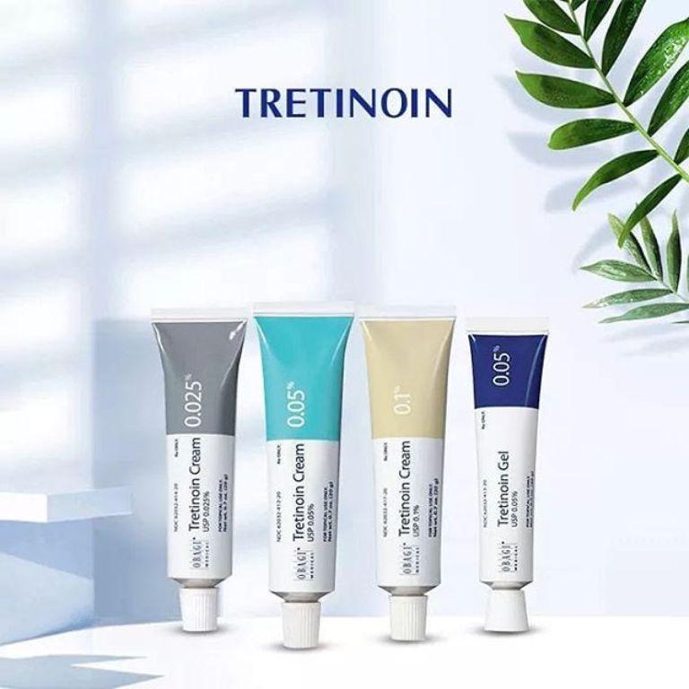 Sơ lược về dòng mỹ phẩm Tretinoin Obagi.