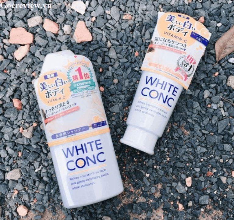 Bộ dưỡng trắng White ConC